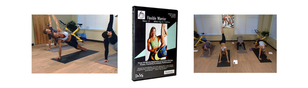 Flexible Warrior ATHLETIC YOGA VOL 1 product