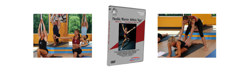 Flexible Warrior ATHLETIC YOGA VOL 2 product