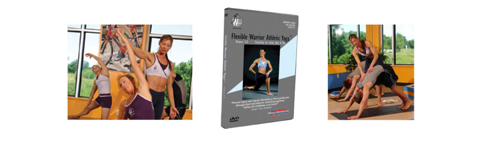 Flexible Warrior ATHLETIC YOGA VOL 3 product