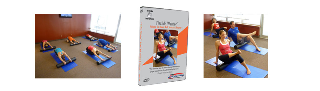 Flexible Warrior ATHLETIC YOGA VOL 5 product