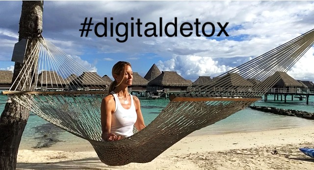 5 things I learned from my digital detox…